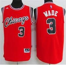 Dwayne Wade, Chicago Bulls #3