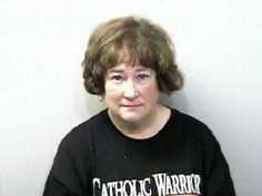Woman arrested in attack on Satanic Temple display.    Disappointing religious display.