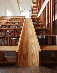 17 escaleras que harán que tus subidas al segundo piso sean más elegantes y con estilo.