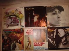 26 Schallplatten, LP's, Ike and und Tina Turner, Tina Turner in Saarland - Ottweiler   Musik und CDs gebraucht kaufen   eBay Kleinanzeigen
