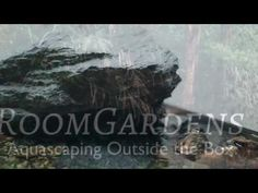 RoomGardens by emersum.de - Hardscape Layout RoomGardens by e Natural Interior, Garden S, Outdoor Gardens, Layout, Modern, Youtube, Nature, Painting, Inspiration