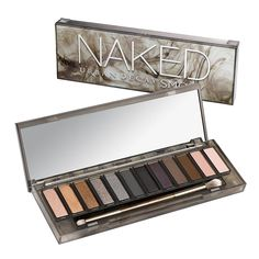 Loving this Naked Smoky Eyeshadow Palette from Urban Decay!