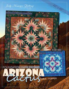 Arizona Cactus pattern is now in stock!!!