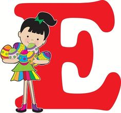 """""""E"""" for Easter eggs"""