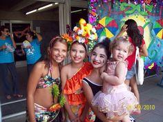 Lindas meninas do carnaval!