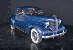 1938 Pontiac Eight Series 28 Business Coupe - Aucton Results: $26,400
