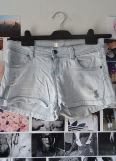 Kup mój przedmiot na #Vinted http://www.vinted.pl/kobiety/szorty-rybaczki/9726964-spodenki-jeansowe-cropp-35-s