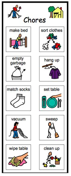 Free printable visual chore cards for kids with autism Autism Activities, Autism Resources, Special Ed Teacher, Special Education, Colegio Ideas, Autism Classroom, Life Skills Classroom, Visual Schedules, Visual Aids