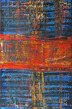 Abstract painting by Canadian artist Robert Martin Abstracts. Title: Drift 40x60x1.5in. Bali collection #1 acrylic on canvas