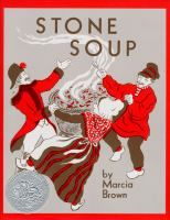 Stone Soup by Marcia Brown.  Search for this and other summer reading titles at thelosc.org.