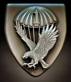 Military Life, Military Art, Military History, Parachute Regiment, Military Memorabilia, Army Patches, Military Special Forces, Military Tattoos, Military Insignia
