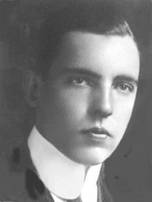 Vincent Astor - Son of John Jabob Astor IV and Ava Lowie Willing.