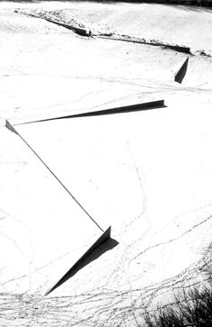 Richard Serra, Shift, 1970-72