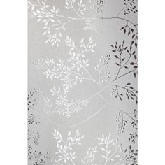 Add privacy and elegant decor to your home with this Artscape Elderberry Decorative Window Film.