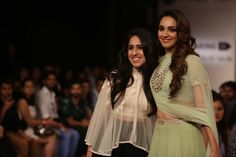 Lakmé Fashion Week – RIDHI MEHRA AT LFW 2015 Lakme Fashion Week 2015, Sari, Beauty, Saree, Cosmetology, Sari Dress