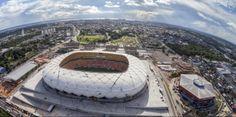 Amazon Arena in Manaus, Amazonas | World Cup stadiums