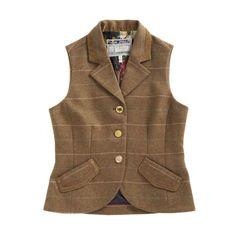 womens tweed | Joules Edina Womens Tweed Waistcoat (N) - Joules - Country House ...