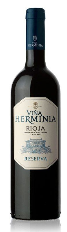 Viña Herminia Reserva 2008 - At least I would like to try this wine!