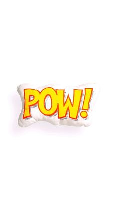 Pow pillow