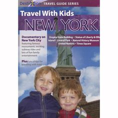 Travel With Kids: New York  DVD  $14.95