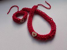 Washer Necklace, Crochet Necklace, Workshop, Jewelry, Crochet Collar, Jewellery Making, Atelier, Jewelery, Jewlery