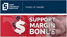 Support Margin Bonus от Fort FS - Фора для Форекс