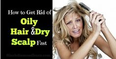 Do you want to fix oily hair, dandruff, and dry scalp in one day? Now try these best ways on how to get rid of oily hair and dry scalp fast at home.