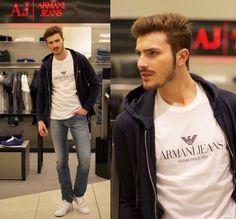 Gian Maria S. - ARMANI JEANS