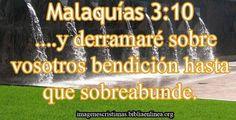 Malaquias 3:10
