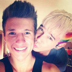 Nick Laws and Matthew Lush <3