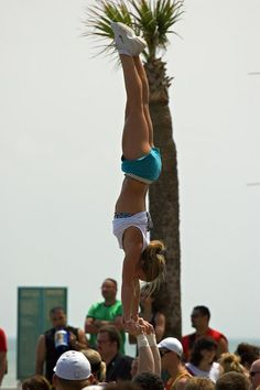 #cheer cheerleading off the field and floor, cheerleader, going straight up #KyFun m.22.3 moved from Cheerleading & Gymnastics: Off the Mat, Field & Floor board http://www.pinterest.com/kythoni/cheerleading-gymnastics-off-the-mat-field-floor/ http://www.pinterest.com/kythoni/gymnastics-gymnasts-meets-championships/