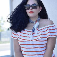 9718a7700c1 How to Make Any Outfit Look Expensive. Curvy Fashion SummerPlus Size  InspirationGirl With CurvesTanesha AwasthiPlus ...