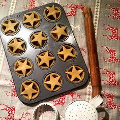 Jo's Blue AGA: Marzipan Mince Pies