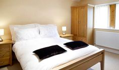 Bedroom - Interior images of our luxury self-catering apartment in Harrogate