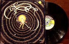 Authur Brown's Kingdom Come Journey LP 1974 Passport Sterling Dave Edmunds VG+ #ProgressiveArtRock