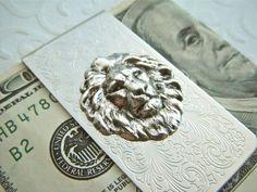 Fancy - Lion Money Clip