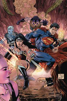 Superman & Wonder Woman - Tony Daniel