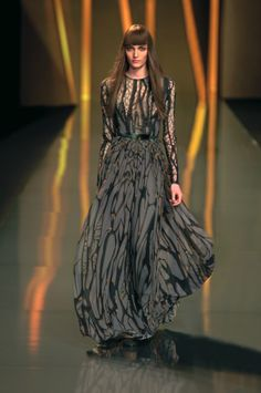 ELIE SAAB. Ready-to-Wear Autumn Winter 2012 -13.  This is UNBELIEVABLY FABULOUS!!!  I LOVE YOU, ELIE SAAB!!!
