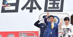 Abe visita a Rússia: reuniões com Putin para discutir a situação norte-coreana e outros