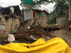 Die Situation in #Nepal ist katastrophal. #HelpforNepal