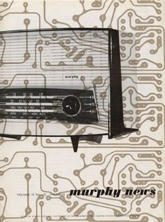 Circuit Board - Murphy Radio