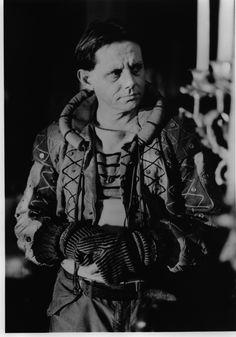 William Sanderson as J.F. Sebastian