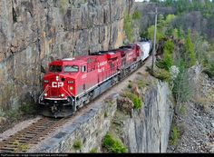 RailPictures.Net Photo: 8822,9637 Canadian Pacific Railway GE ES44AC at Willsboro, New York by Frank Jolin/Railfan60