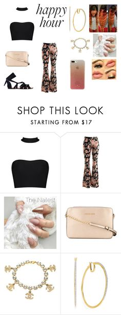 """Untitled #185"" by berryb431 ❤ liked on Polyvore featuring Fashionomics, Michael Kors, Chanel and Kate Spade"