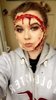 7 Horror Make-up Looks by Creator Robyn Moore