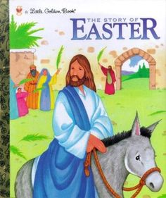Little Golden Book: The Story of Easter
