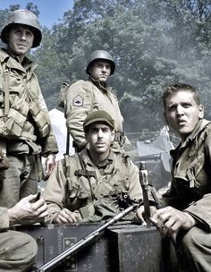 Saving Private Ryan. Such a brilliantly made movie. One of my ultimate favorites