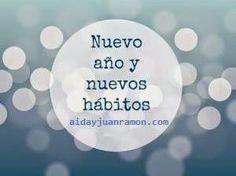 Create nuevos hábitos #aidayjuanramon #crecimientopersonal #sueňos