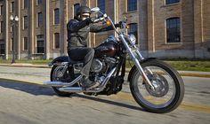 2014 Harley-Davidson® Dyna® Street Bob®Motorcycles Photos & Videos