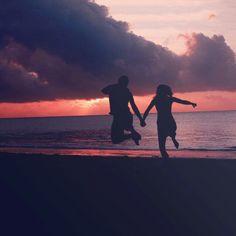 Море, любовь,  красиво